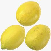 Citronsamling 02 3d model