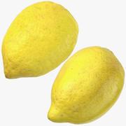Citronsamling 03 3d model