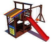 儿童乐园P212 3d model