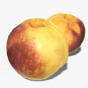 Nectarine Game Ready 3d model