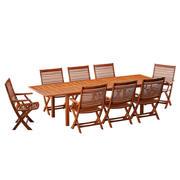 Tavolo da giardino 08 3d model