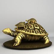 Tartaruga 3d model