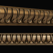 Moulding 3d model