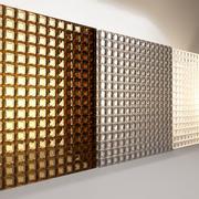 Glass blocks 3d model