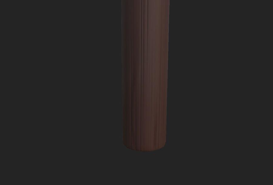 矛 royalty-free 3d model - Preview no. 17