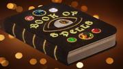 Księga Zaklęć 3d model