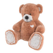 Teddy Bear I Love You modello 3D 3d model