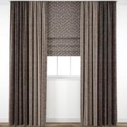 Curtain 98 3d model