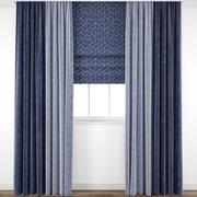 Curtain 99 3d model