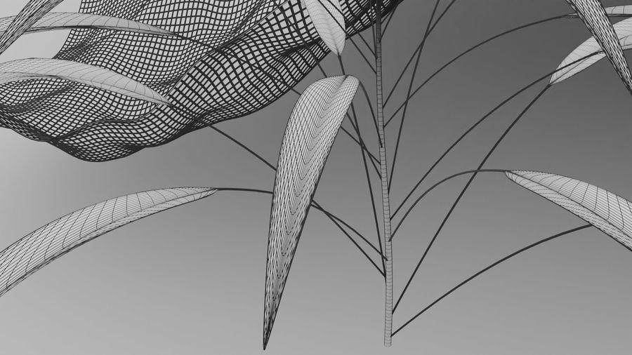 campo de hierba royalty-free modelo 3d - Preview no. 14
