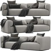 Sofa KATTY Now & Future 3d model