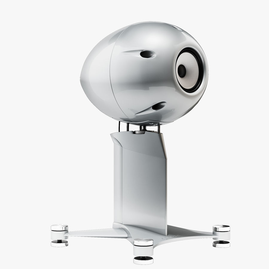 Eclipse td 712z mk2 royalty-free 3d model - Preview no. 3