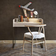 Ensemble de meubles Flmant 001 3d model