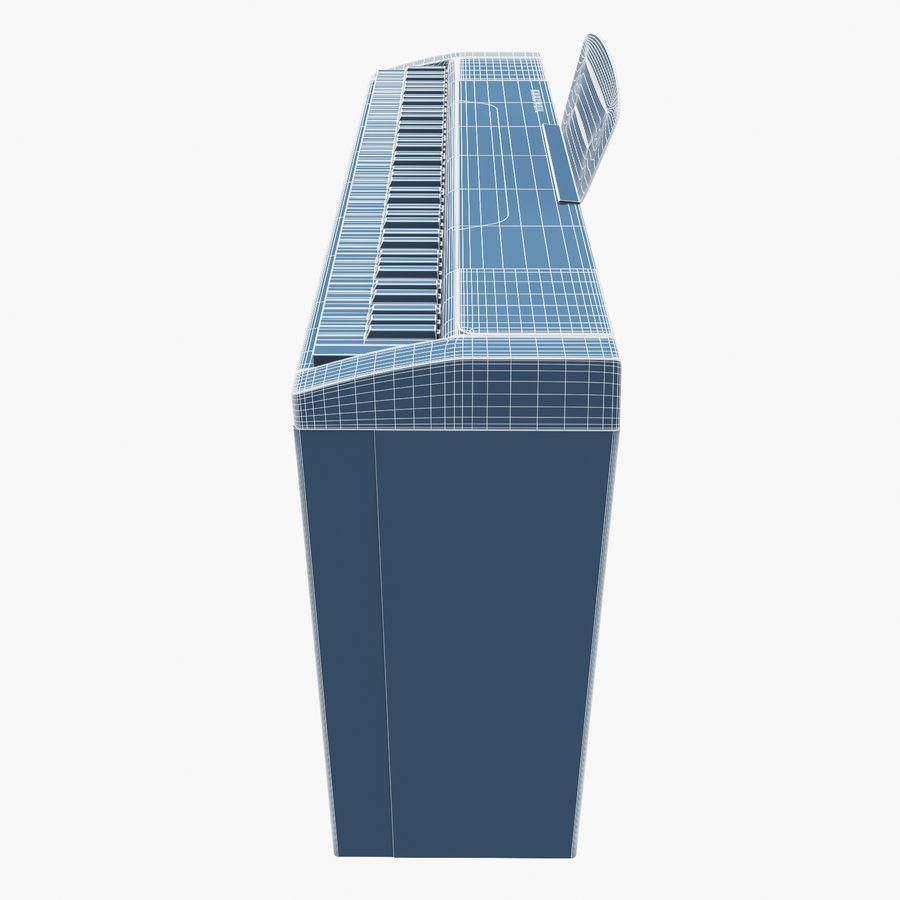 Klavier royalty-free 3d model - Preview no. 12