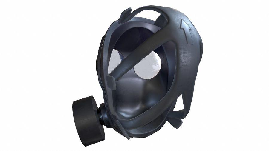 Maschera antigas royalty-free 3d model - Preview no. 7