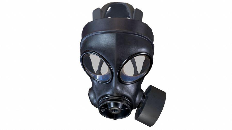Maschera antigas royalty-free 3d model - Preview no. 2