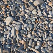 岩のビーチ素材 3d model