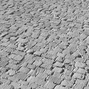 Небрежный материал кирпичной стены 3d model