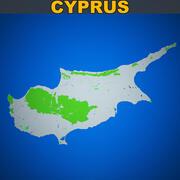 Chipre Skyline Vol1 3d model
