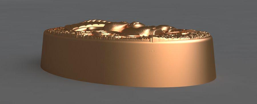 쥐 royalty-free 3d model - Preview no. 8