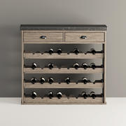 Chatsworth Wine Store 3D 3d model