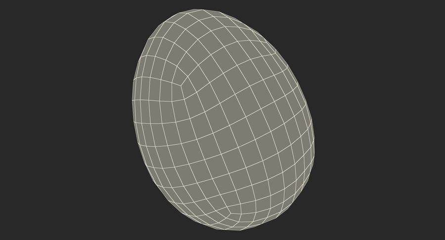 Kolekcja jaj dinozaurów royalty-free 3d model - Preview no. 16