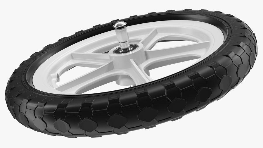 Balance Bike Wheel royalty-free 3d model - Preview no. 9