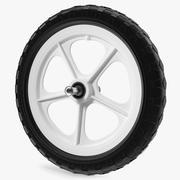 Balance Bike Wheel 3d model