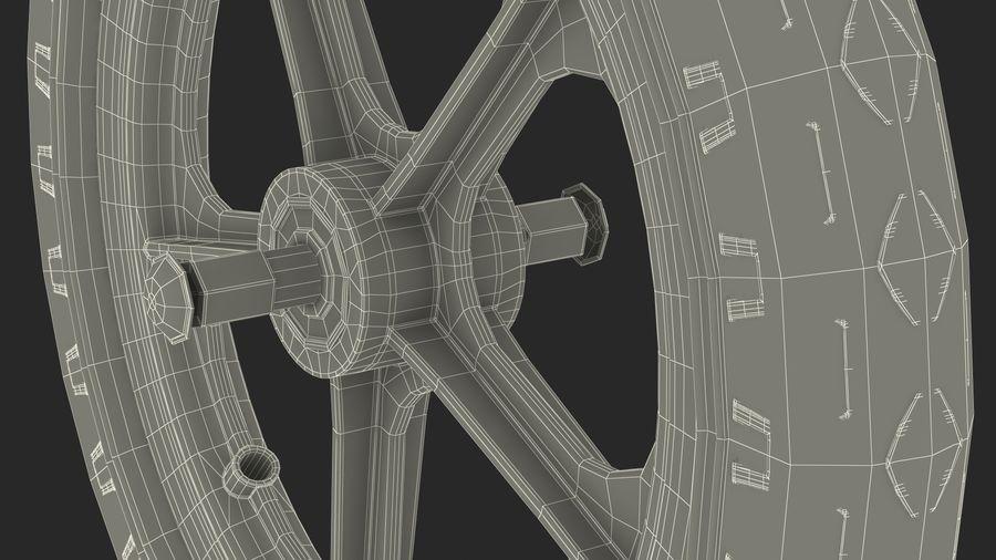 Balance Bike Wheel royalty-free 3d model - Preview no. 18