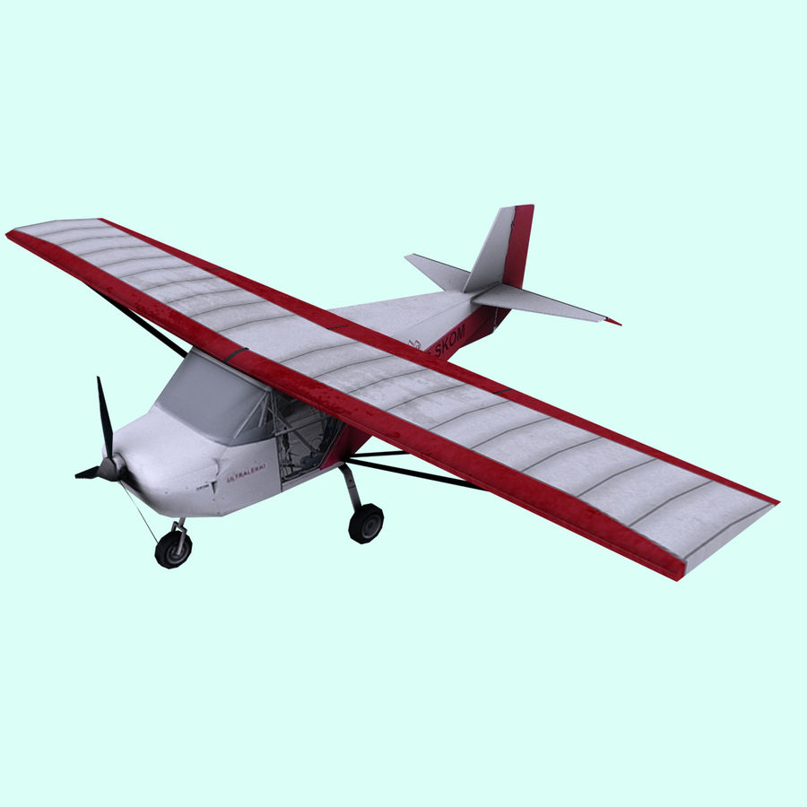 Best Off Skyranger - 1 liberia royalty-free 3d model - Preview no. 1