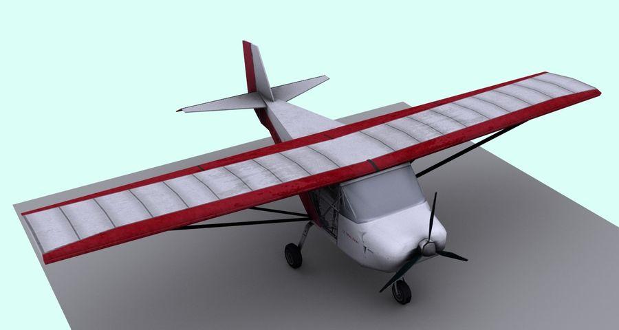 Best Off Skyranger - 1 liberia royalty-free 3d model - Preview no. 3