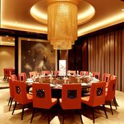 중국 식당 3d model