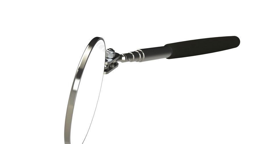 Teleskopowe lustro inspekcyjne royalty-free 3d model - Preview no. 11