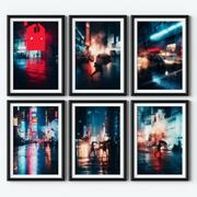 Posters - New York 3d model