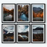 Плакаты - Аляска 3d model