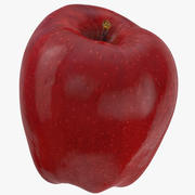 Red Chief Apple 05 3d model