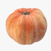 Orange Pumpkin 3d model