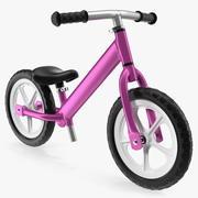 Balance Bike Generic 3d model