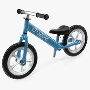 Cruzee Ultralite Balance Bike 3d model