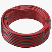 Wire Coil 3d model
