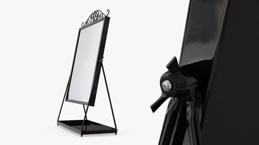 Spegel för toalettbord royalty-free 3d model - Preview no. 7