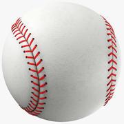 Balle de baseball générique 3d model