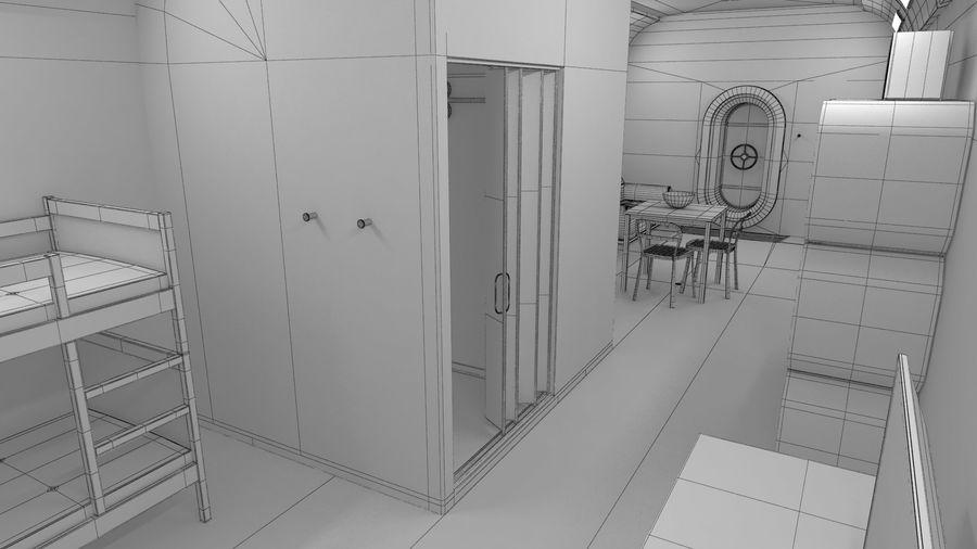 掩体 royalty-free 3d model - Preview no. 23