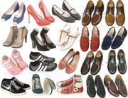 Large Shoe Collection 3d model