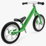 Run Bike Generic 3d model