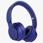 Batidas Solo Pro 2019 Blue2 3d model