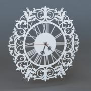 Clock Victoria 3d model