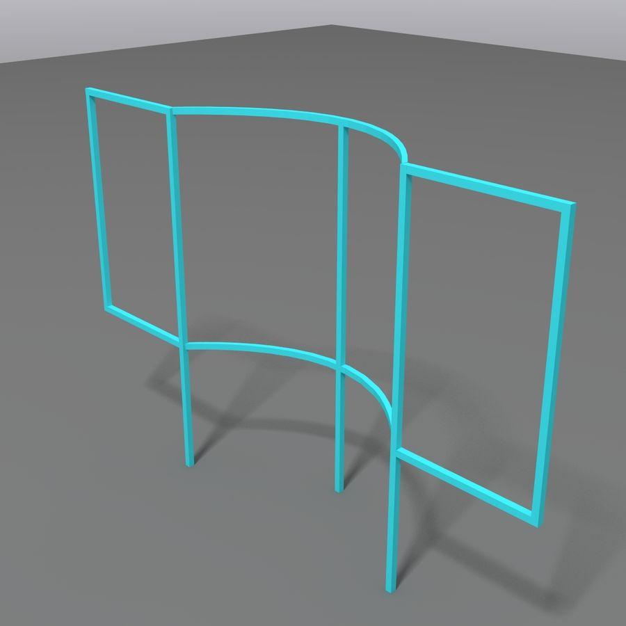 Conveyor stuff royalty-free 3d model - Preview no. 18