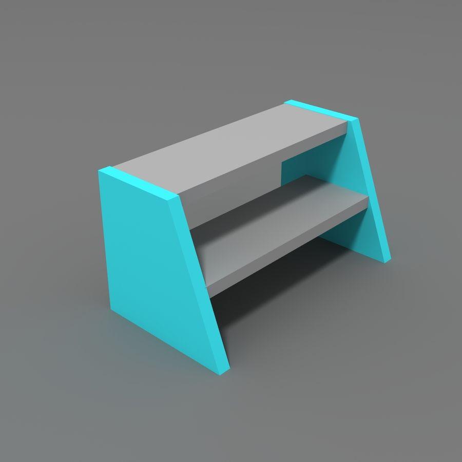 Conveyor stuff royalty-free 3d model - Preview no. 17