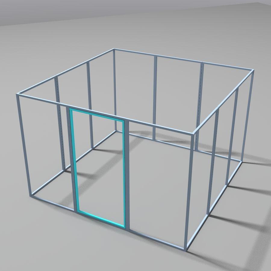 Conveyor stuff royalty-free 3d model - Preview no. 10